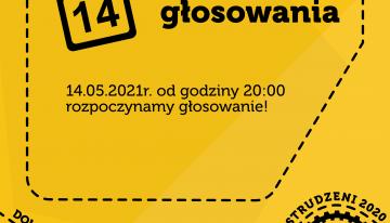 Głosowanie naNIESTRUDZONYCH 2020