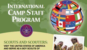 Amerykański Camp Staff Program – nabór kadry naobozy 2018