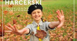 Rozpoczęliśmy nowy rok harcerski 2021/2022!